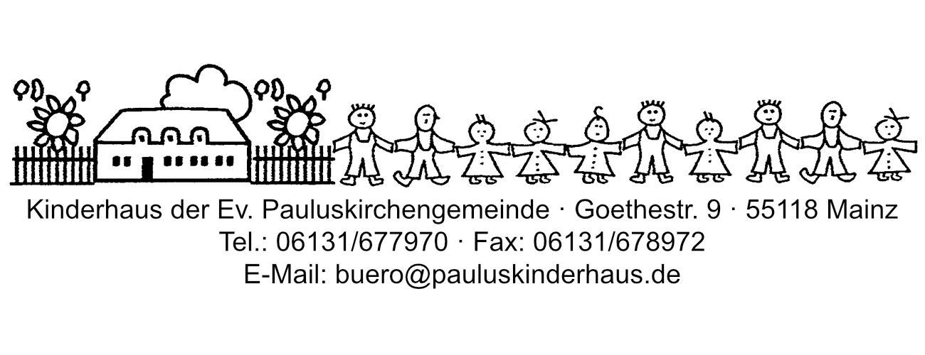 Kinderhaus der Ev. Paulusgemeinde Mainz